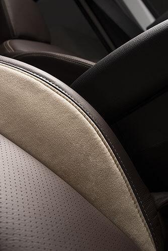 Katzkin Jeep Wrangler Leather Suede Passenger Seat