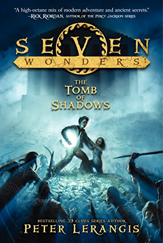Seven Wonders Book 3- The Tomb of Shadows
