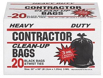 Contractor Trash Bags