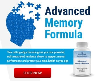 Advanced memory formula Advanced Bionutritionals