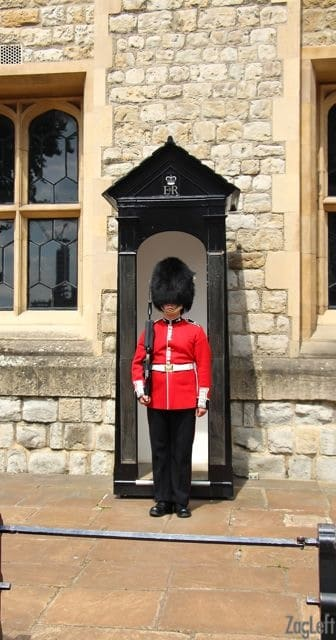 Guarding the Crown Jewels at the Tower of London | ZagLeft
