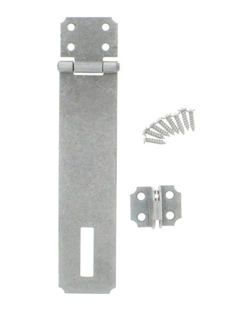 Safety Hasp 6 Inch Galvanized