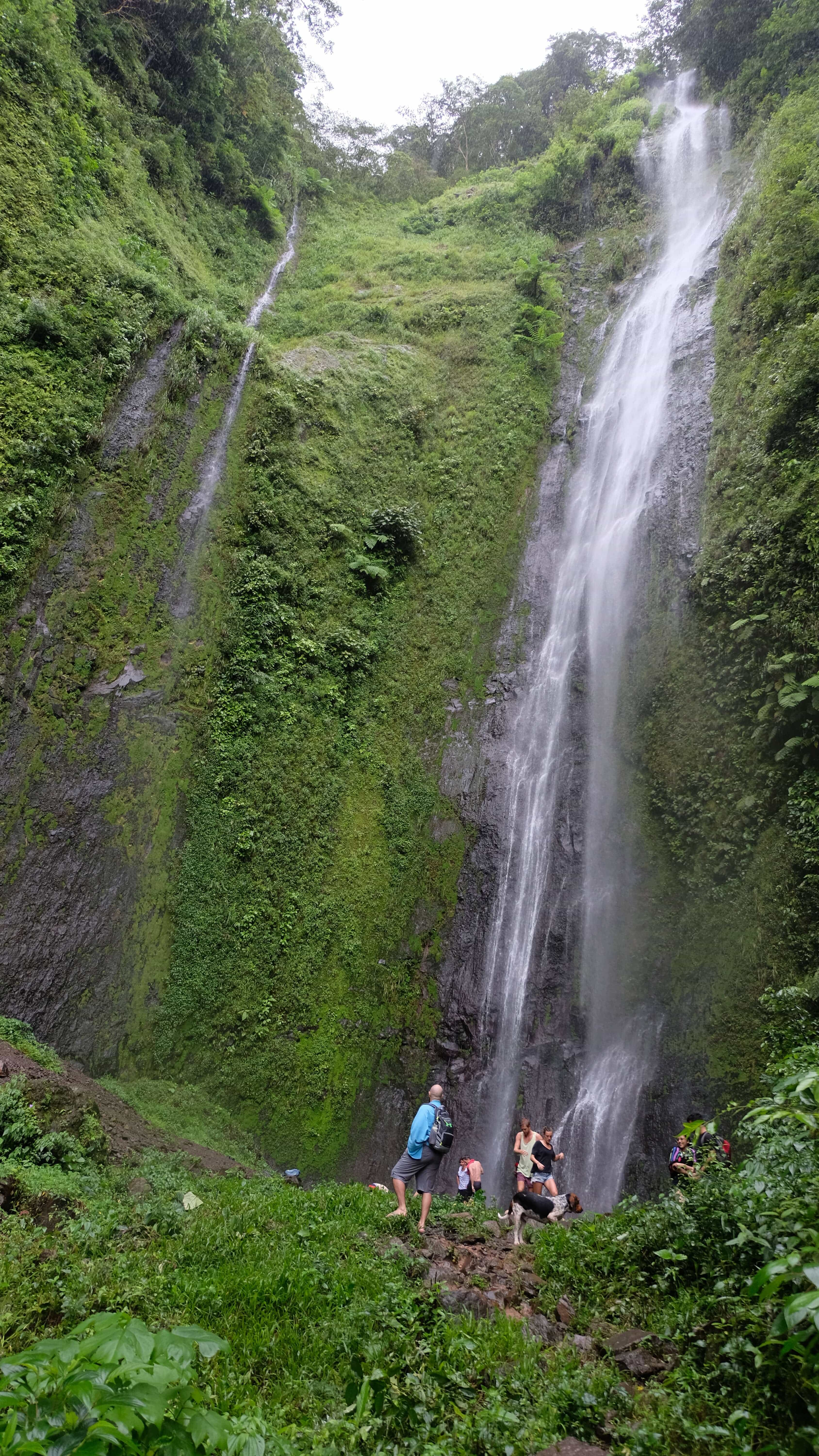 Hike the Ramon Waterfall is on the top things to do in Ometepe Island.