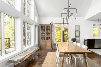 Long Narrow Dining Room Table Ideas