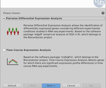 Expression quantification and differential expression analysis