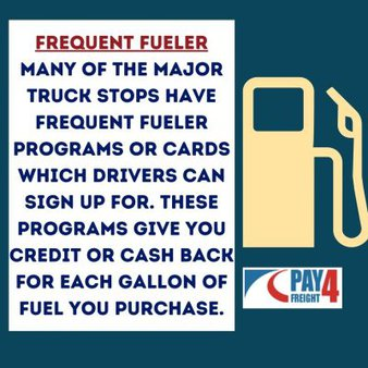 frequent fueler