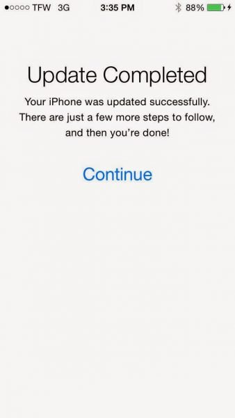How to Update iPhone or iPad to iOS 8.4 safely