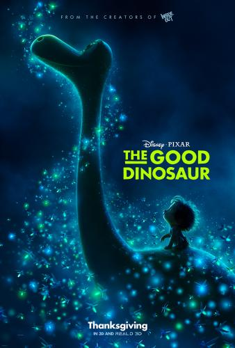 Disney*Pixar's The Good Dinosaurs opens in theaters on November 25, 2015.