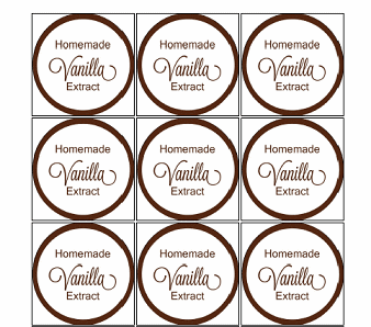 vanilla-labels