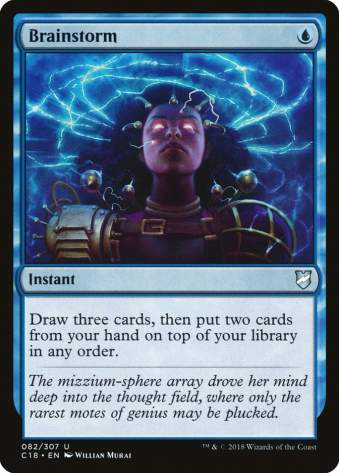 Brainstorm shuffling with fetches