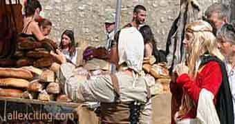 medieval and historical festivals europe