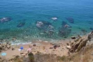 photo coast costa del maresme