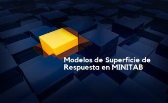 Superficie de respuesta en Minitab