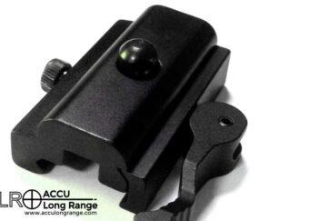 quick detach harris bipod adapter kit