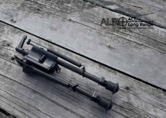 ACCU Long Range ALR-TACv3 Carbon Lock Bipod