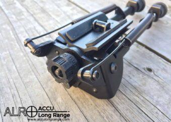 ACCU Long Range ALR-TACv3 Radial Lock Bipod