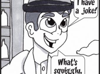 Nauseating Joke - Happy Circa - September 2018 Panel 1