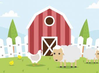 Farm Animals Ross Library