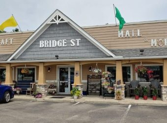 Bridge St Craft Mall and More in Chillicothe, Ohio