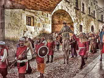 medieval rose festival rhodes