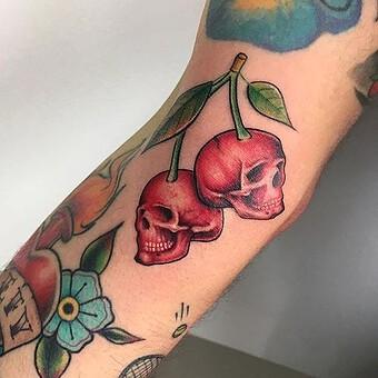 distintos-estilos-de-tatuajes-de-calavera