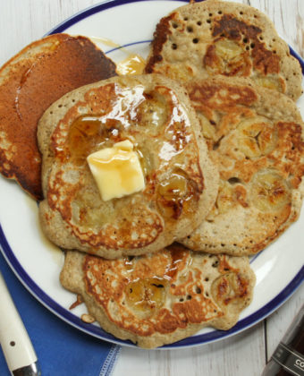Buckwheat Pancakes by Runamok Maple