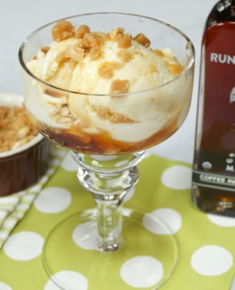 Ice cream and coffee maple syrup by Runamok Maple