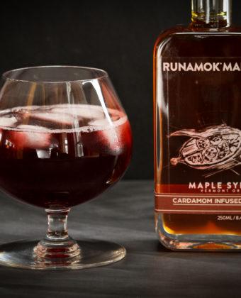 Maple smoothie by Runamok Maple