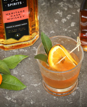 Maple cocktails by Runamok Maple
