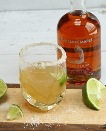 Maple Syrup Margarita by Runamok Maple
