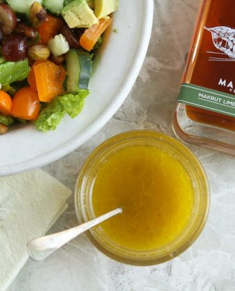 maple syrup vinaigrette by Runamok Maple