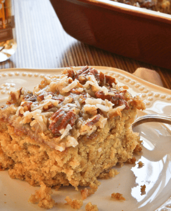 Maple Coffee Cake by Runamok Maple