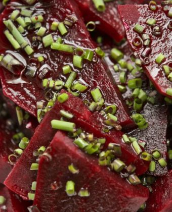 Sweet and sour beets by Runamok Maple