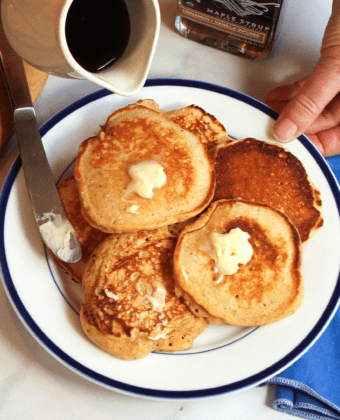 Lot O Grains Pancakes