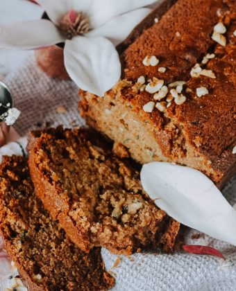 Maple Zucchini Bread by Runamok Maple
