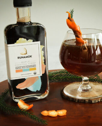 Maple Old Fashioned by Runamok Maple