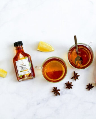 Bourbon Anise Toddy