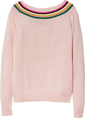 Boden sweater | 40plusstyle.com
