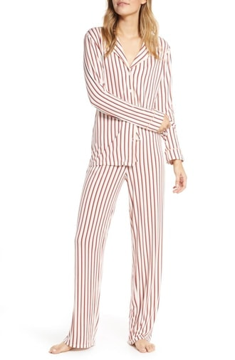 Womens tall pajamas | 40plusstyle.com