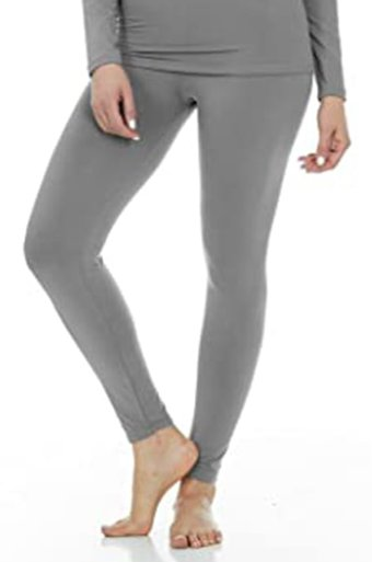 Thermajane thermal leggings | 40plusstyle.com