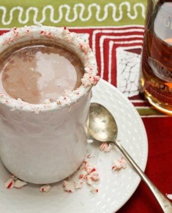 Maple Syrup and hot cocoa by Runamok Maple
