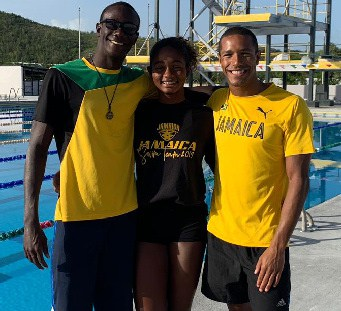 Jamaican Delegation complete successful PAN AM Games Camp in Puerto Rico
