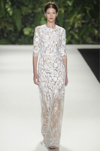 Naeem Khan Spring Summer 2014 | New York Fashion Week