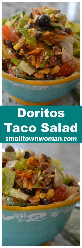 Doritos Taco Salad