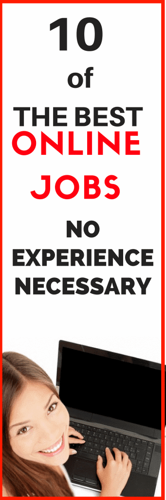 Online Jobs No Experience Needed