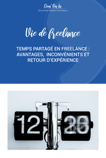 Temps partagé freelance