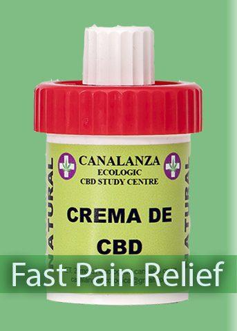 natural cbd Cream