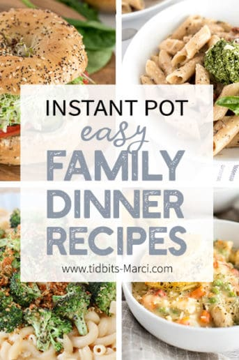 Easy Family Dinner Recipes