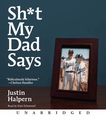 Shit My Dad Says Audiobook