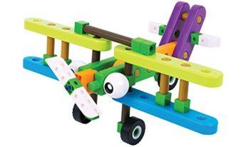 Kids First Aircraft Engineer Kit STEAM / STEM Gifts for Smart Kids